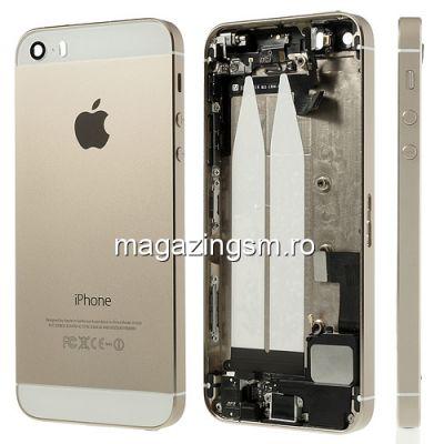 Carcasa iPhone 5s Gold
