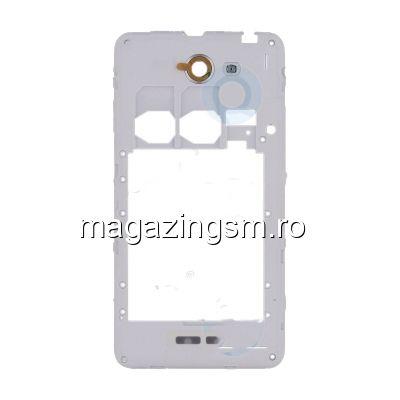 Carcasa Mijloc HTC Desire 516 Originala Alba