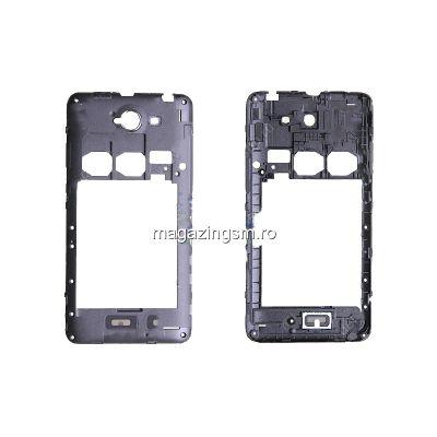 Carcasa mijloc HTC Desire 516 Originala Gri