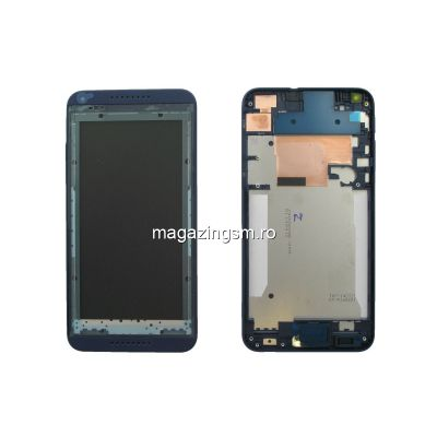 Carcasa mijloc HTC Desire 816 Originala Gri