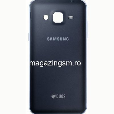 Carcasa Samsung Galaxy J3 J320 2016 Completa Neagra