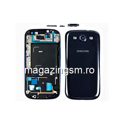 Carcasa Samsung Galaxy S3 i9300 Albastra