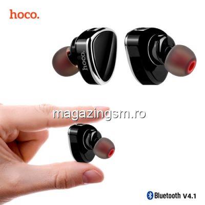 Casti Bluetooth Wireless Neagra