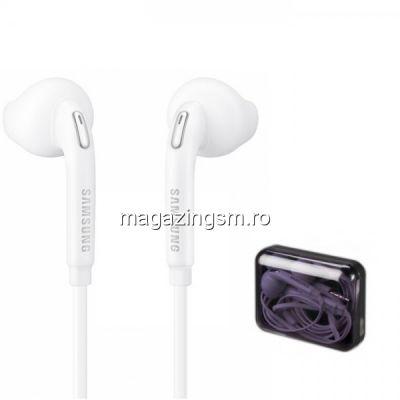 Casti Handsfree Samsung EO-EG920BW Originale In Blister