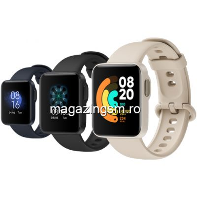 Smartwatch Xiaomi  Mi Watch Lite, Negru