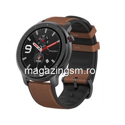 Ceas smartwatch Amazfit GTR 47mm Aluminium Alloy