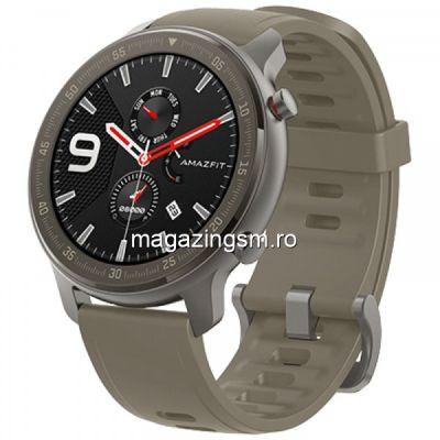 Ceas smartwatch Amazfit GTR 47mm Titanium