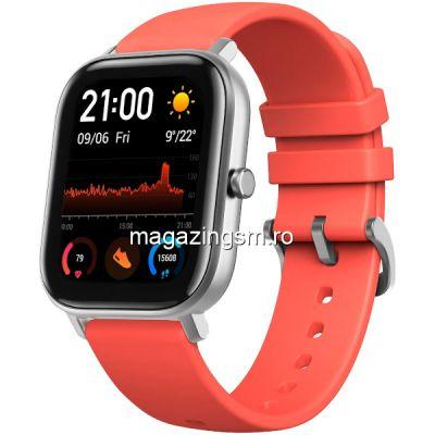 Ceas Smartwatch Amazfit GTS Orange