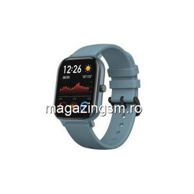 Ceas Smartwatch Amazfit GTS Steel Blue