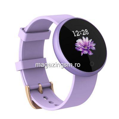Ceas Smartwatch Bluetooth Pentru Android si iOS