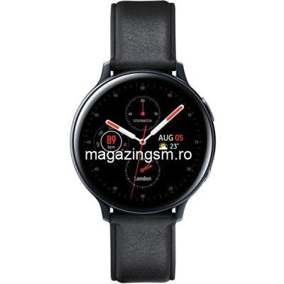 Ceas Smartwatch Samsung Galaxy Watch Active 2, 44 mm, Stainless steel - Silver