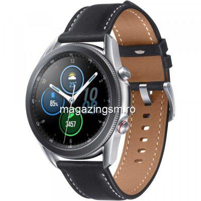Ceas smartwatch Samsung Galaxy Watch3 45mm Silver