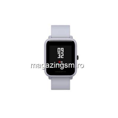Ceas Smartwatch Xiaomi Amazfit Bip Alb