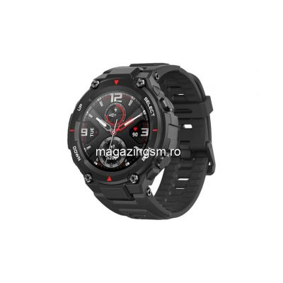 Ceas Smartwatch Amazfit T-REX Rock Black
