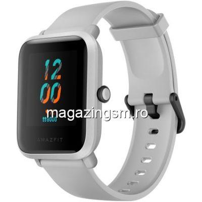 Ceas smartwatch Amazfit Bip S White Rock