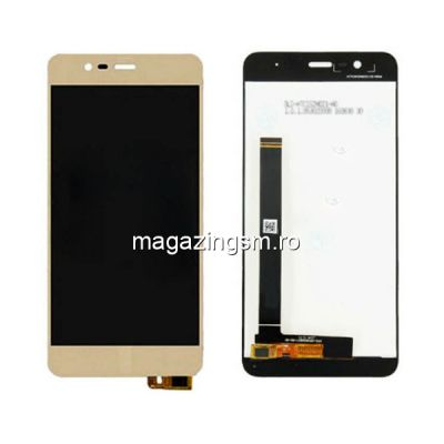 Display Cu Touchscreen Asus Zenfone 3 Max ZC520TL Auriu