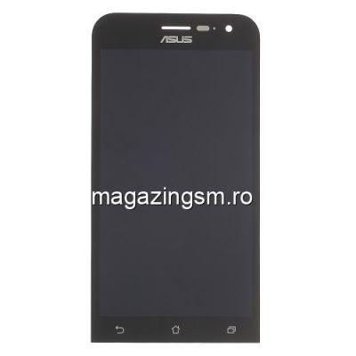 Display Asus Zenfone 2 ZE500CL Cu Touchscreen Si Geam  Negru