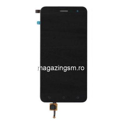 Display Cu Touchscreen Asus Zenfone 3 ZE520KL Negru