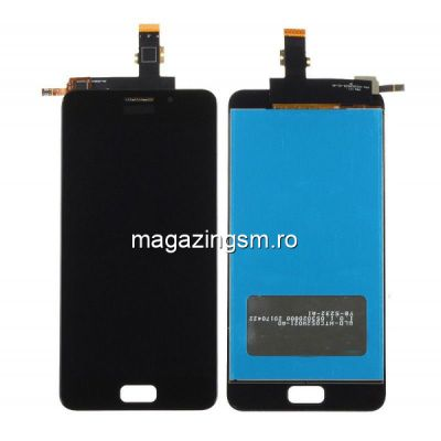 Display Cu Touchscreen Asus Zenfone 3S Max ZC521TL Negru