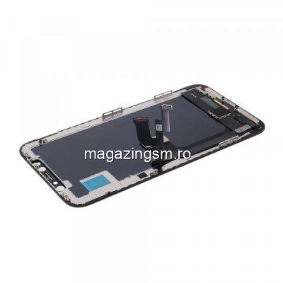 Display iPhone X OLED Negru
