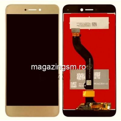 Display Cu Touchscreen Huawei P8 Lite (2017) Auriu
