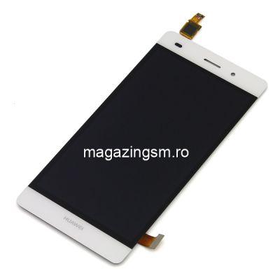 Display Cu Touchscreen Huawei P8 Lite ALE-L21 Alb