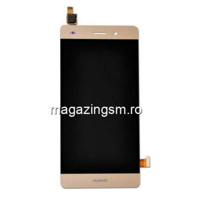 Display Cu Touchscreen Huawei P8 Lite 2015 Gold