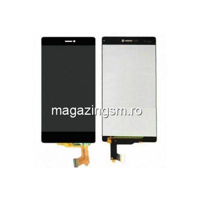 Display Cu Touchscreen Huawei P8 Negru