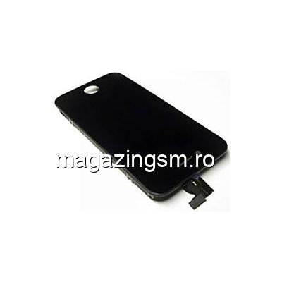 Display iPhone 4s Cu Touchscreen  Original Swap Negru