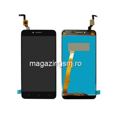 Display Cu Touchscreen Lenovo Vibe K5 Plus A6020 Negru