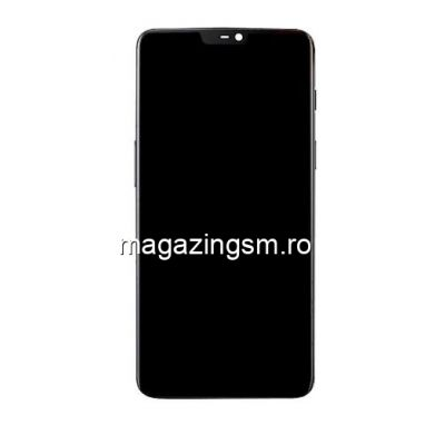 Display cu Touchscreen OnePlus 6 Oled Negru