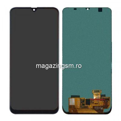 Display cu Touchscreen Samsung A30 / A305 OLED Negru