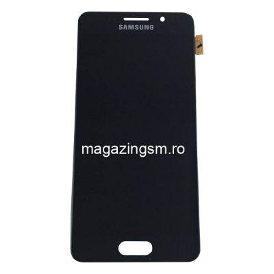 Display Cu Touchscreen Samsung Galaxy A3 A310F Original Negru
