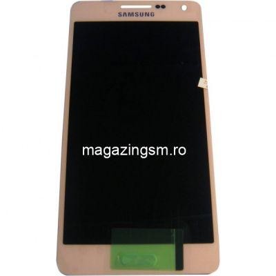 Display Cu Touchscreen Samsung Galaxy A5 A500F Original Gold