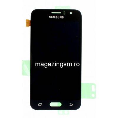 Display Cu Touchscreen Samsung Galaxy J1 J120F Original Negru