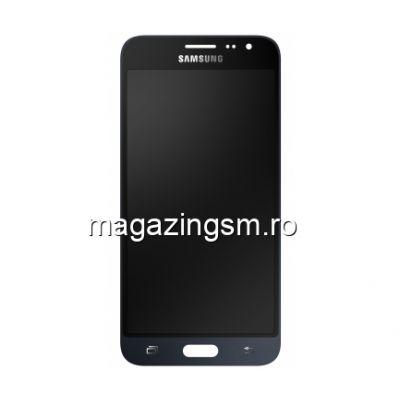 Display Cu Touchscreen Samsung Galaxy J3 J320 Original Negru