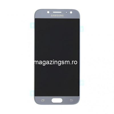 Display Cu Touchscreen Samsung Galaxy J5 J530 Original Argintiu / Silver Blue
