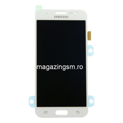 Display Cu Touchscreen Samsung Galaxy J5 SM-J500F Original Alb