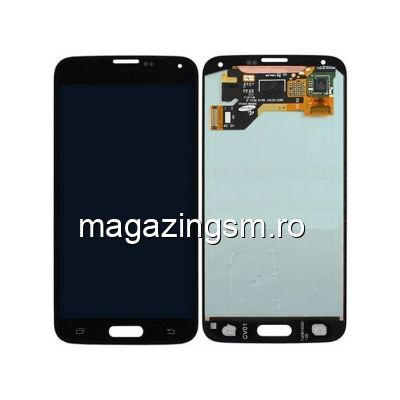 Display Cu Touchscreen Samsung Galaxy S5 Negru