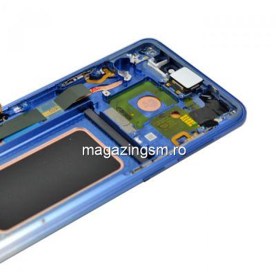 DISPLAY CU TOUCHSCREEN SAMSUNG GALAXY S9+ PLUS G965 ORIGINAL BLUE