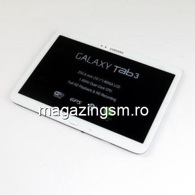 Display cu Touchscreen Samsung Galaxy Tab 3 10.1 P5200 Alb