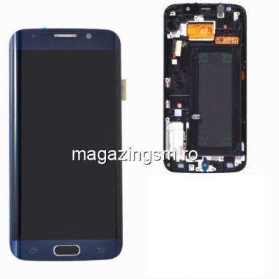 Display cu Touchscreen Si Rama Samsung Galaxy S6 edge+ G928 Original Bluemarin