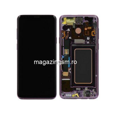 Display Cu Touchscreen Si Rama Samsung Galaxy S9 Plus Original Mov