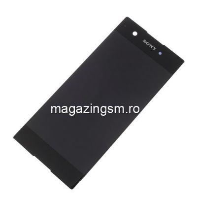 Display Cu Touchscreen Sony Xperia XA1 Original SWAP Negru