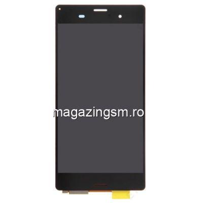 Display Cu Touchscreen Sony Xperia Z3 D6603 D6643 D6653 D6616 Negru