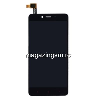Display Cu Touchscreen Xiaomi Redmi Note 2 Negru