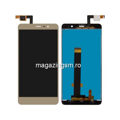Display Cu Touchscreen Xiaomi Redmi Note 3 Gold