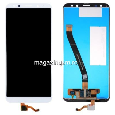Display Huawei Mate 10 Lite 2017 Versiune FHD-A Alb