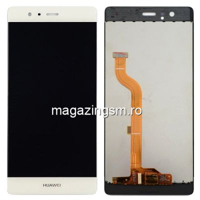 Display Huawei P9 Alb