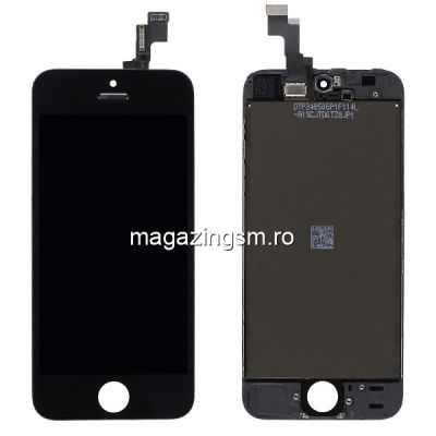 Display iPhone 5s Original SWAP Negru